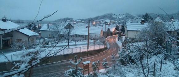 Nestabilni kraj studenog: Snijeg zabijelio i sjeverozapadne krajeve