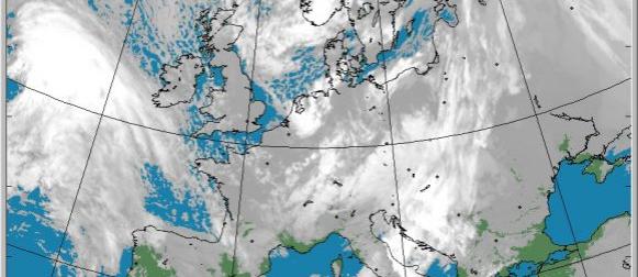 Ciklona Rina donosi (kratkotrajni) zimski ugođaj