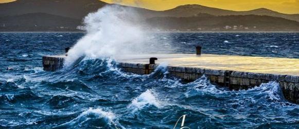 Vjetroviti ponedjeljak: Opasno vrijeme uzelo dva života