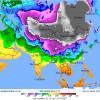 Ekstremna hladnoća na istoku Azije