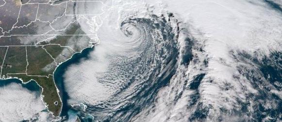 Grayson: Zimska oluja za pamćenje pogodila istočnu obalu SAD-a (Foto, Video)