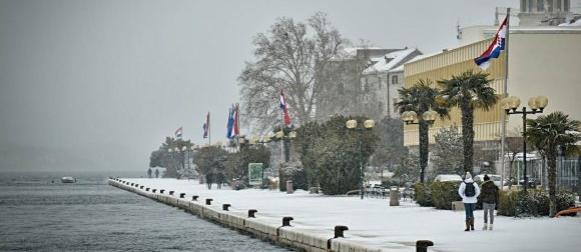 Polarna zima: Snijeg, hladnoća, vjetar…