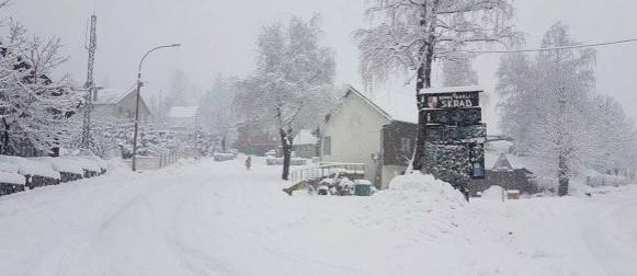 Zimski početak veljače