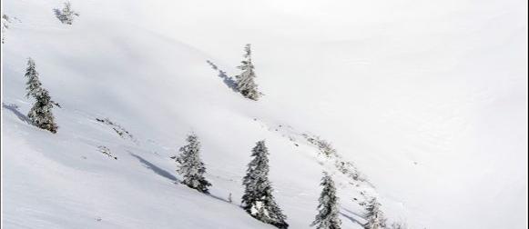 Početak veljače donio obilan snijeg u gorju (FOTO)