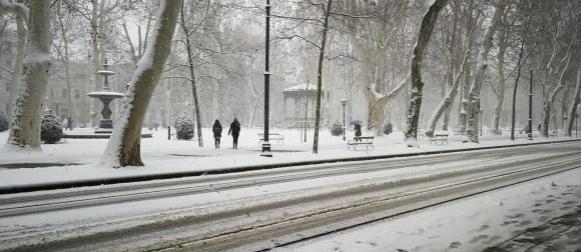 Snježna ciklona Celesta