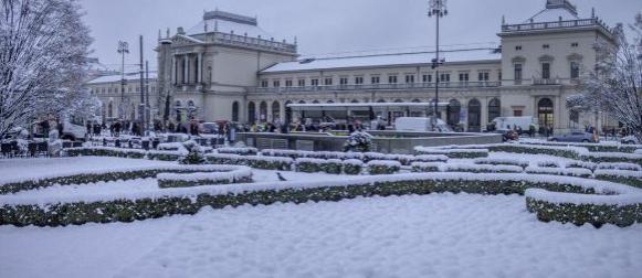 Oborinski miks: snijeg, ledena kiša, kiša, tuča…