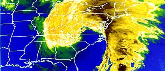 """Oluja stoljeća: Prije 25 godina SAD pogodio """"Bijeli uragan"""""""