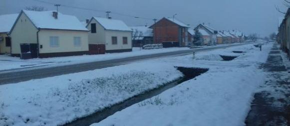 Zima  na pragu kalendarskog proljeća