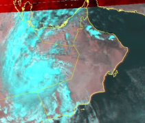 Oman: U jednom danu pala dvogodišnja prosječna količina kiše