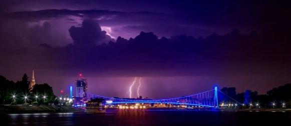 Osijek (Klisa): 50 mm kiše, Čepin 0 mm