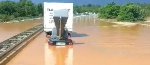 Nevrijeme u  Istri: Bujice poplavile dio Istarskog ipsilona