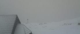 Snijeg na Kredarici