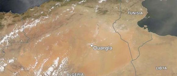 U Alžiru izmjerena temperatura od 51.3°C: Najviša pouzdano izmjerena temperatura u Africi