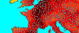Rekordne vrućine u zapadnoj i sjevernoj Europi