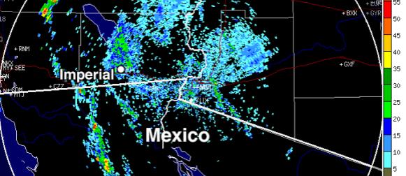 """""""Najtoplija"""" kiša: U Kaliforniji padala kiša pri temperaturi od 48.3°C"""