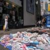 Rekordno visoke temperature na korejskom poluotoku