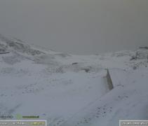 Snijeg zabijelio Alpe