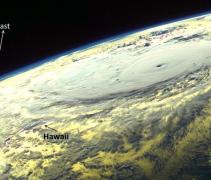 Havajima se približava uragan pete kategorije; Južna Koreja i Japan na udaru tajfuna
