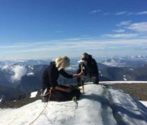 Otopio se najviši vrh Švedske