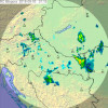 Osijek (Klisa): Rekordna dnevna rujanska količina kiše