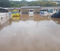 Rekordna kiša u Dubrovniku