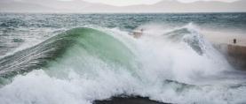 Upozorenje stručnjaka iz Splita: Ciklone će biti sve ekstremnije, možemo očekivati valove do 14 metara u Jadranu!