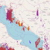 Ekstremna kiša u Istri i na Kvarneru: Pazin 123.5 mm, Mali Lošinj 103 mm…Obilna kiša i u Splitu