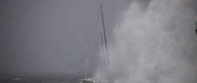 Ciklona Mirjana: Olujno jugo, toplina,  obilna kiša…