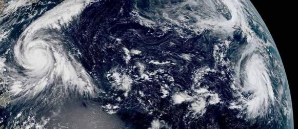 Dva tropska sustava pete kategorije na Pacifiku