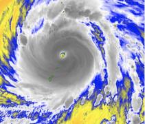 Supertajfun Yutu pogodio Marijanske otoke s vjetrovima od 290 km/h