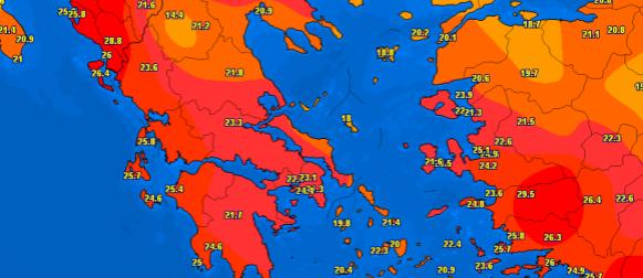 Ljetni studeni: Rekordna toplina u Crnoj Gori, Albaniji