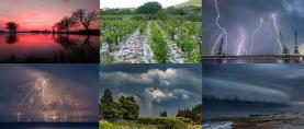 Meteorološki pregled 2018. godine