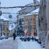 Snijeg u Dalmatinskoj zagori