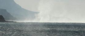 Orkanski udari bure:  Makarska 191 km/h; u Splitu rekordnih 176 km/h, rekordno niska razina mora