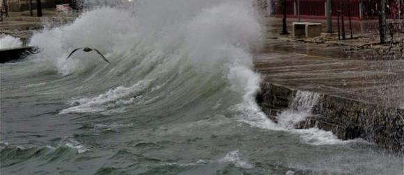 Olujni početak veljače: Obilne kiše, jugo, poplave, toplina