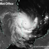 Mozambik na udaru tropskog ciklona četvrte kategorije