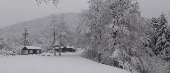 Nestabilni kraj travnja: kiša, tuča, snijeg…