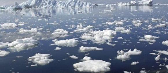 Arktik – fenomen plavog oceana