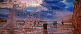 Orkanska bura (197 km/h), snijeg, poplave…-   Ciklona Rea (Dan 3)