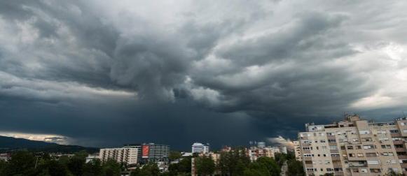 Vrlo kišna prva tri tjedna svibnja