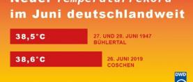 Njemačka, Češka, Poljska: Izmjerene rekordno visoke temperature za lipanj