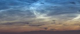 Noćni svijetleći oblaci ukrasili noć ljetnog solsticija