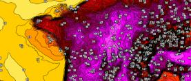 Ekstremni toplinski val na zapadu Europe donosi nove  temperaturne rekorde?
