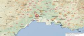 Francuska: Temperaturni rekord u Montpellieru srušen s gotovo  rekordno velikom razlikom od 5.8°C