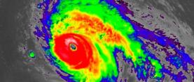 Atlantik: Uragan Lorenzo (kategorija 5) postavlja nove rekorde; potonuo brod